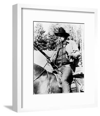True Grit--Framed Photo