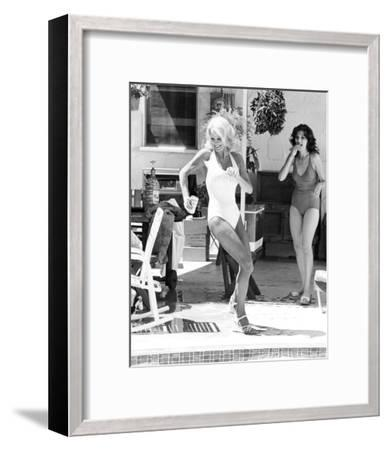 Police Woman--Framed Photo