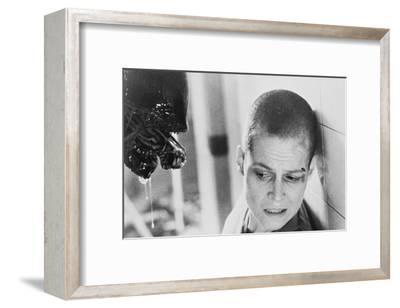 Alien--Framed Photo