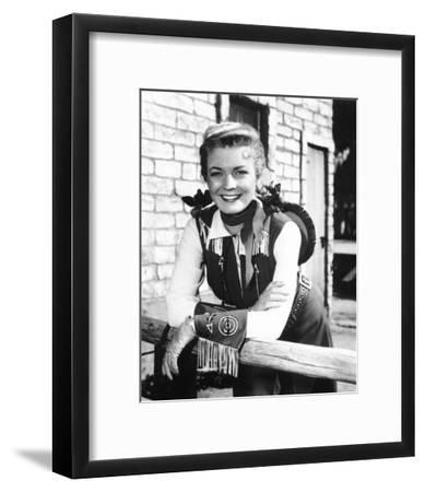 Annie Oakley--Framed Photo