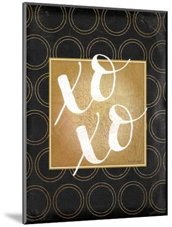 XOXO-Jennifer Pugh-Mounted Premium Giclee Print