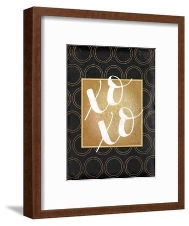 XOXO-Jennifer Pugh-Framed Premium Giclee Print