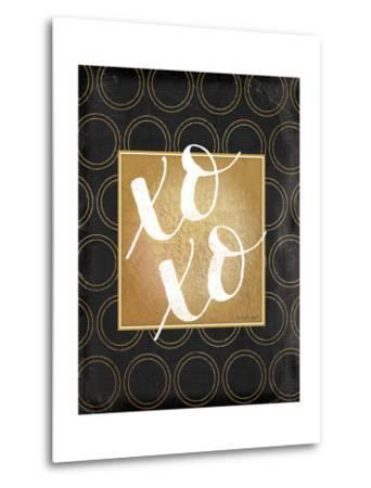XOXO-Jennifer Pugh-Metal Print
