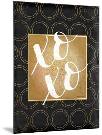 XOXO-Jennifer Pugh-Mounted Art Print