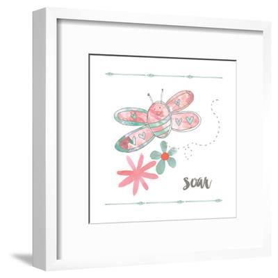 Soar-Katie Doucette-Framed Art Print