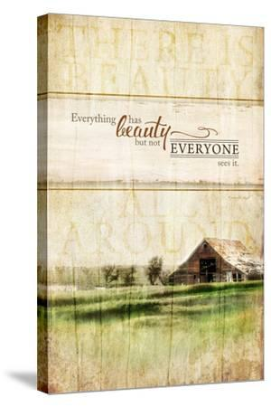 Everything Has Beauty-Jennifer Pugh-Stretched Canvas Print