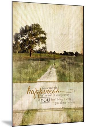 Bring Happiness-Jennifer Pugh-Mounted Art Print
