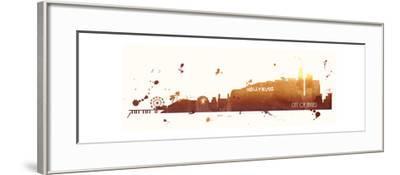 City of Angels-Anna Quach-Framed Art Print