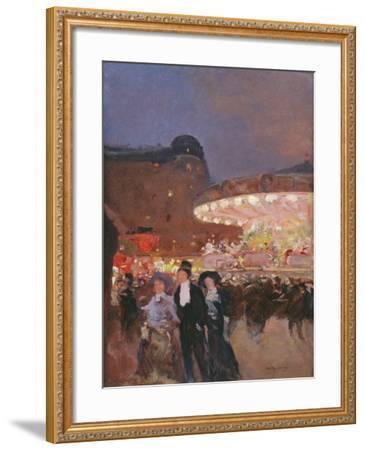 Untitled-Luigi Loir-Framed Giclee Print