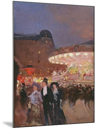 Untitled-Luigi Loir-Mounted Giclee Print