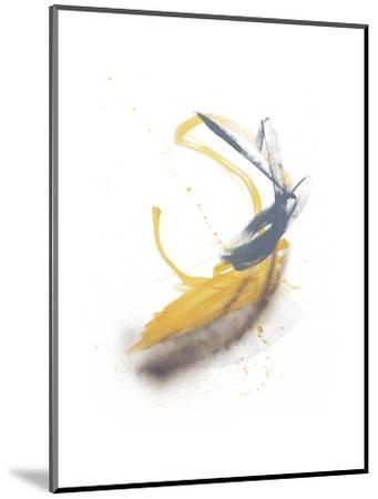 Goldenrod-Jaime Derringer-Mounted Giclee Print