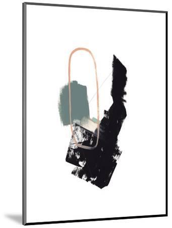 Study 13-Jaime Derringer-Mounted Premium Giclee Print