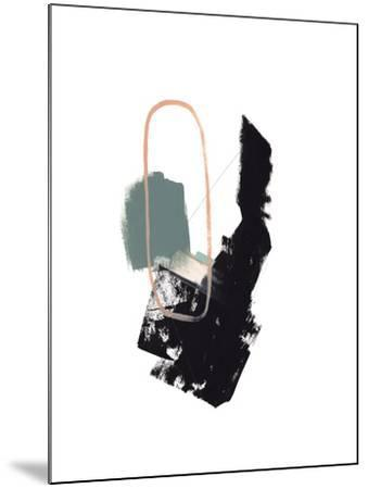 Study 13-Jaime Derringer-Mounted Giclee Print