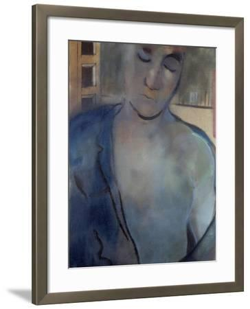 Tears of Bayswater Road, 1984-Neal Brown-Framed Giclee Print