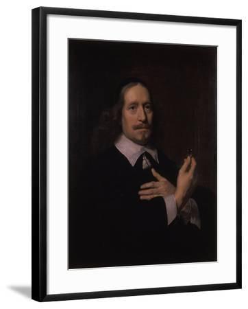 Portrait of a Man-Bartolomeus Van Der Helst-Framed Giclee Print