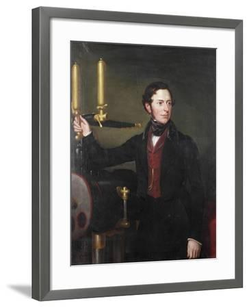 William Armstrong-James Ramsay-Framed Giclee Print