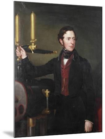 William Armstrong-James Ramsay-Mounted Giclee Print