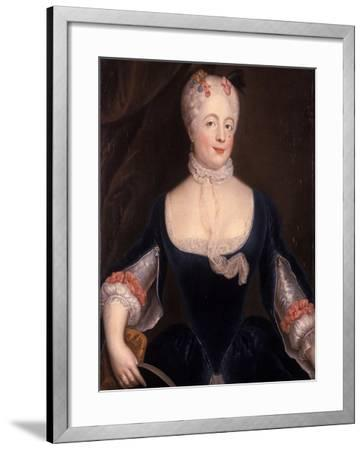 Countess Doenhoff--Framed Giclee Print