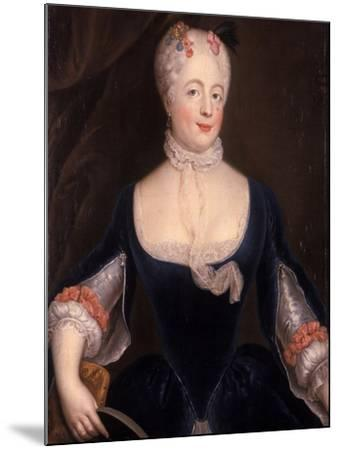 Countess Doenhoff--Mounted Giclee Print