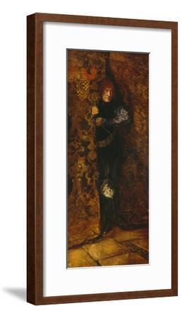 Henry Irving as Macbeth, 1875-James Archer-Framed Giclee Print