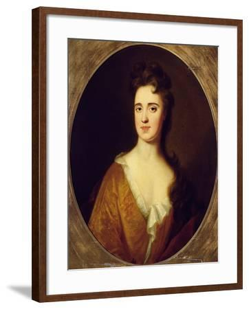 Mary Widdrington, Wife of Sir John Gascoigne, 5th Baronet--Framed Giclee Print