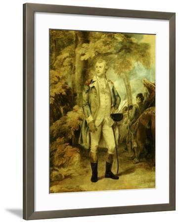 General George Washington-Thomas Stothard-Framed Giclee Print