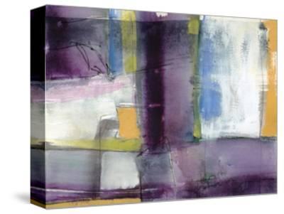 Vibrant Rhythm II-Jennifer Goldberger-Stretched Canvas Print