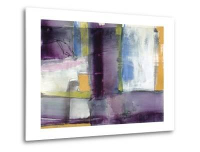 Vibrant Rhythm II-Jennifer Goldberger-Metal Print