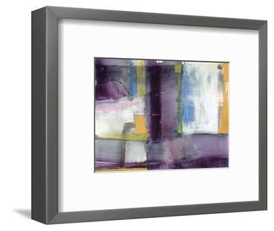 Vibrant Rhythm II-Jennifer Goldberger-Framed Art Print