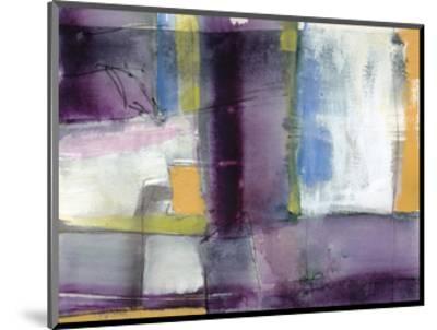 Vibrant Rhythm II-Jennifer Goldberger-Mounted Art Print