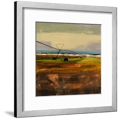 Texas Agriculture-Sisa Jasper-Framed Art Print