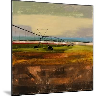 Texas Agriculture-Sisa Jasper-Mounted Art Print