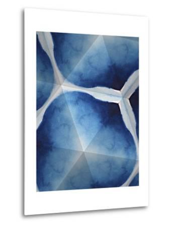 Indigo Daydream VII-Renee W^ Stramel-Metal Print