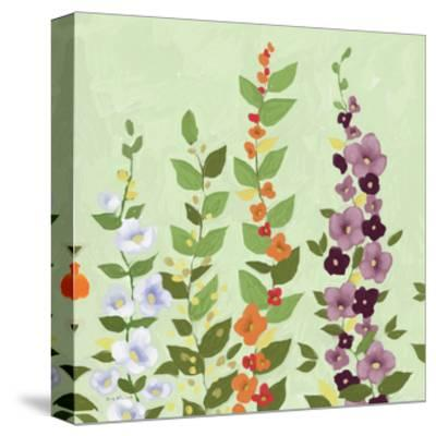 Bright Stems II-Rick Novak-Stretched Canvas Print