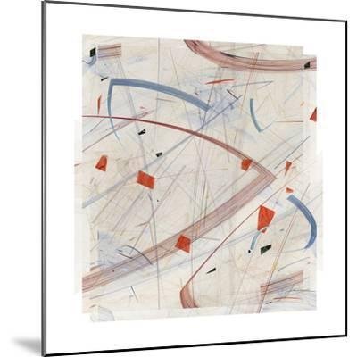 Vectora Panel II-James Burghardt-Mounted Art Print