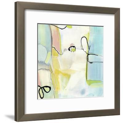 Travelogue I-Jodi Fuchs-Framed Art Print