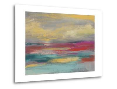 Sunset Study I-Jennifer Goldberger-Metal Print