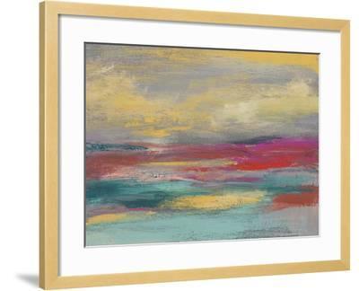 Sunset Study I-Jennifer Goldberger-Framed Art Print