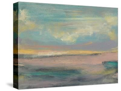 Sunset Study VI-Jennifer Goldberger-Stretched Canvas Print