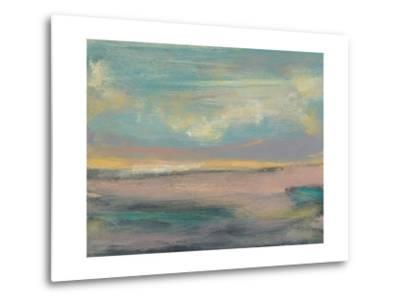Sunset Study VI-Jennifer Goldberger-Metal Print