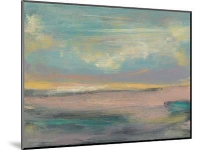 Sunset Study VI-Jennifer Goldberger-Mounted Art Print