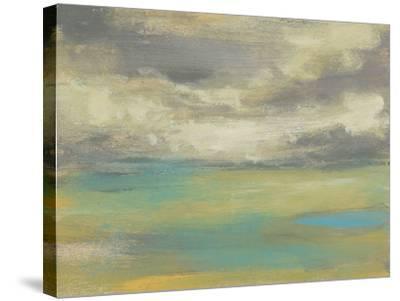 Sunset Study VIII-Jennifer Goldberger-Stretched Canvas Print