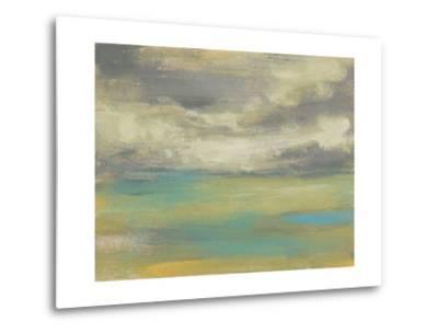 Sunset Study VIII-Jennifer Goldberger-Metal Print