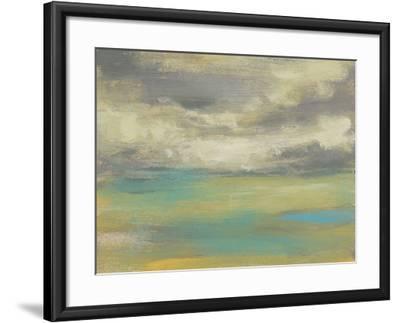 Sunset Study VIII-Jennifer Goldberger-Framed Art Print