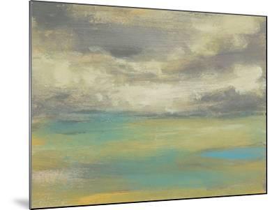 Sunset Study VIII-Jennifer Goldberger-Mounted Art Print