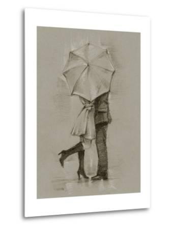 Rainy Day Rendezvous III-Ethan Harper-Metal Print