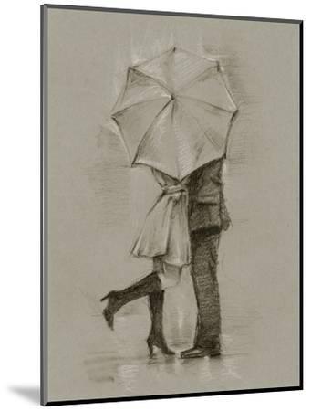 Rainy Day Rendezvous III-Ethan Harper-Mounted Art Print