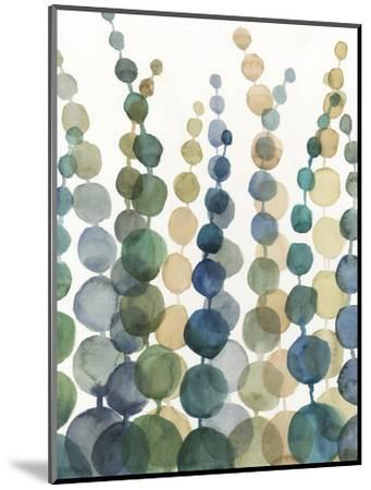Pompom Botanical I-Megan Meagher-Mounted Premium Giclee Print