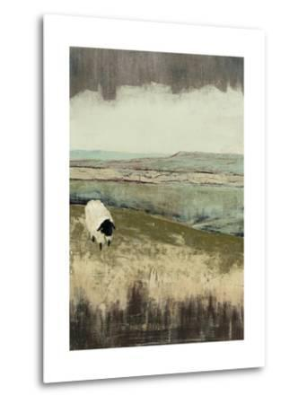 Open Meadow I-Grace Popp-Metal Print