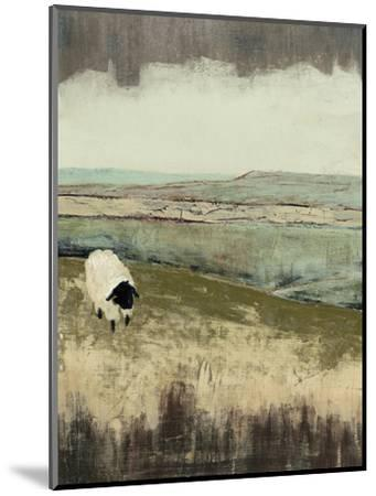 Open Meadow I-Grace Popp-Mounted Art Print